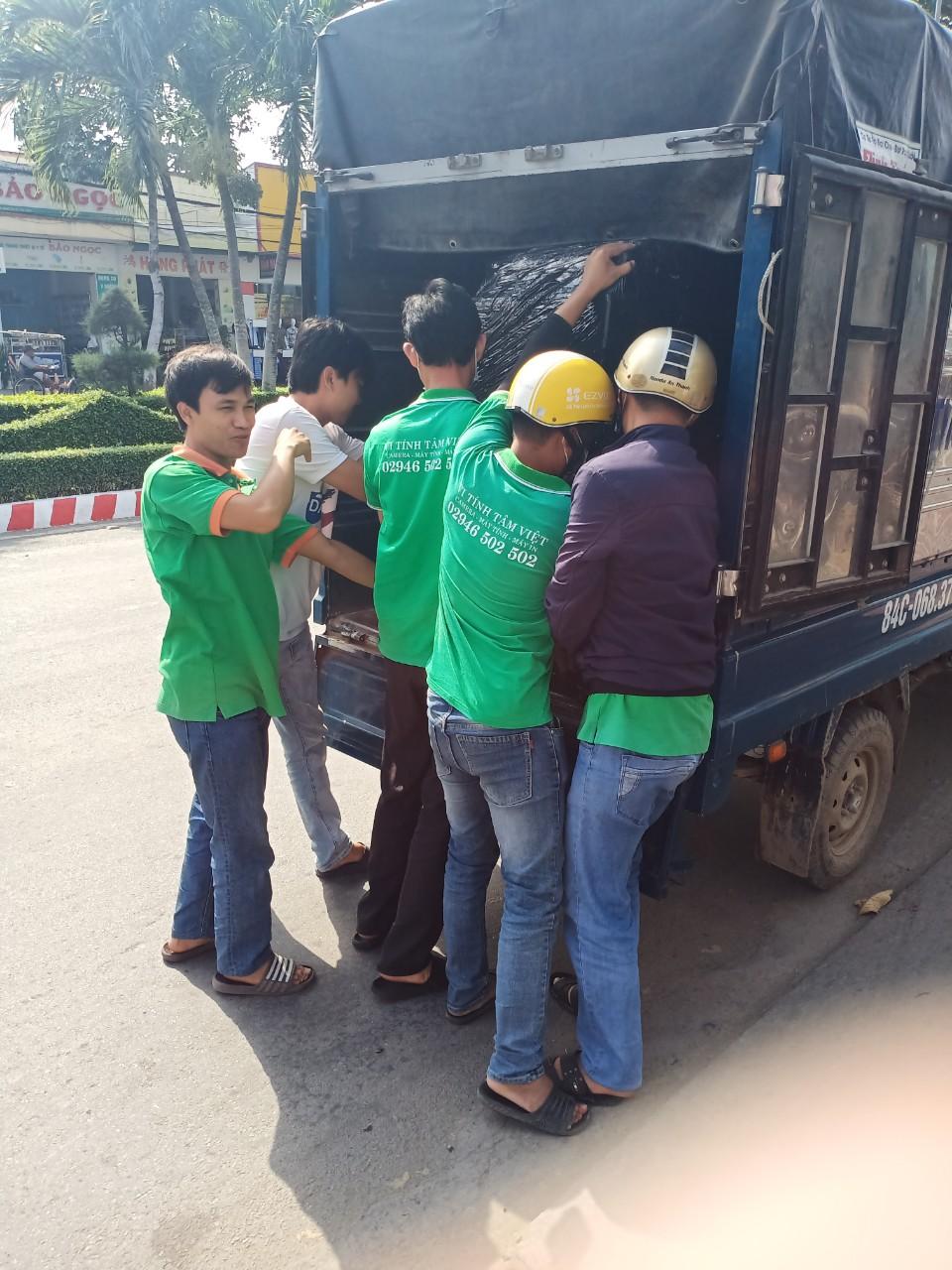 Cho thuê máy Photocopy tại Trà Vinh