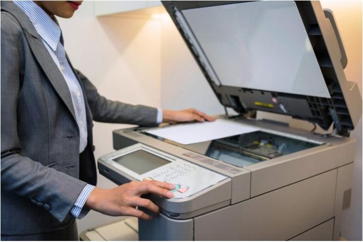Cho thuê máy Photocopy trắng đen tại Trà Vinh